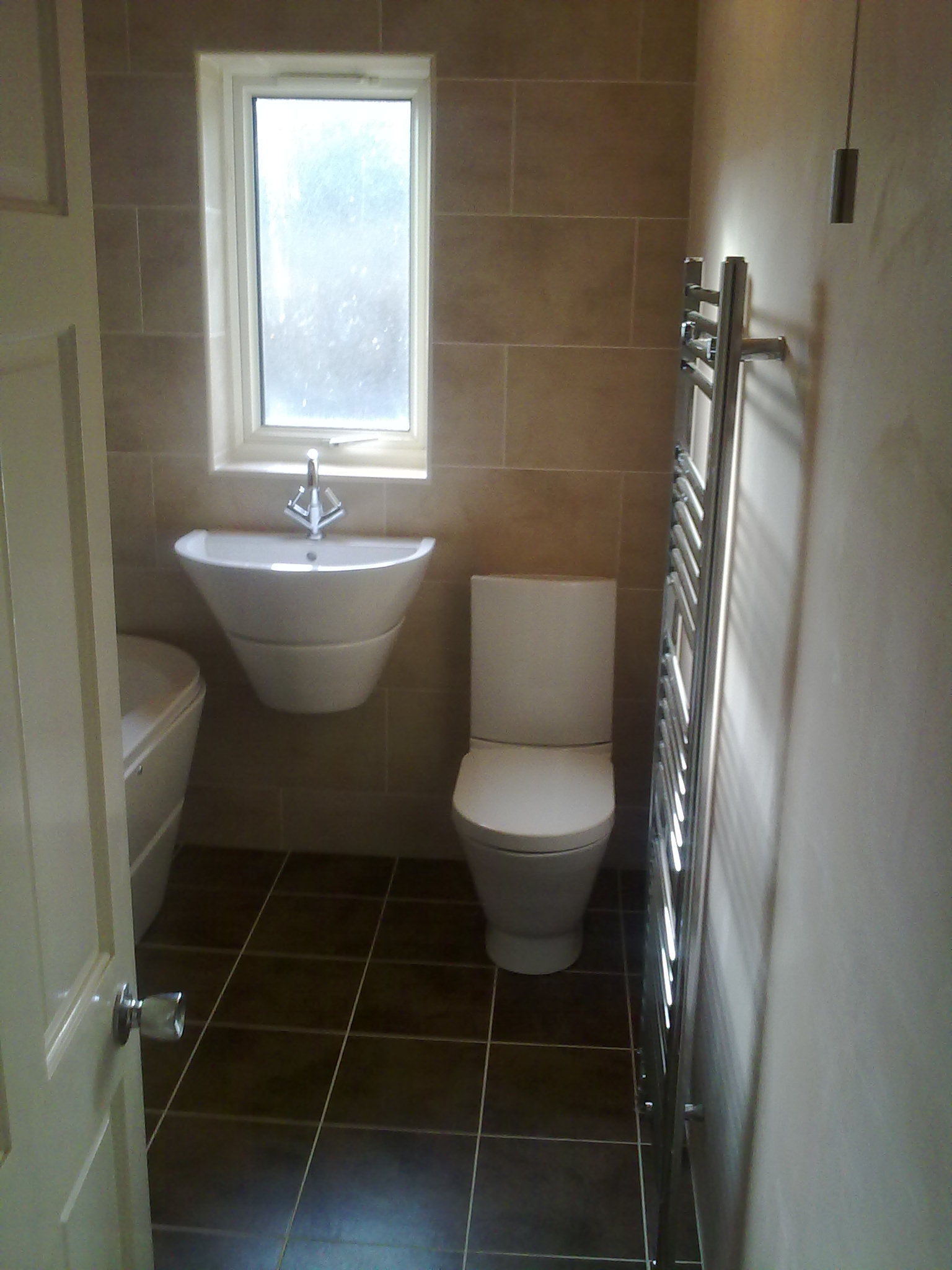 new bathroom Darlington photo