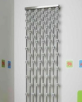 designer wall radiator photo